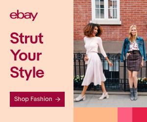 Ebay Fashion 2021 (West Yorkshire Horse)