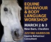 Justine Harrison Workshop March 2019 (West Yorkshire Horse)